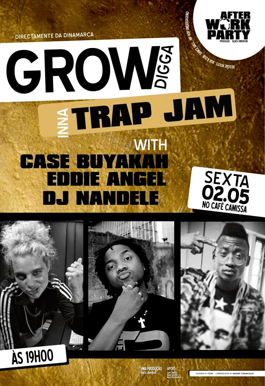 STAY READY - TRAP JAM! WITH GROW DIGGA, EDDIE ANGEL & CASE BUYAKAH!