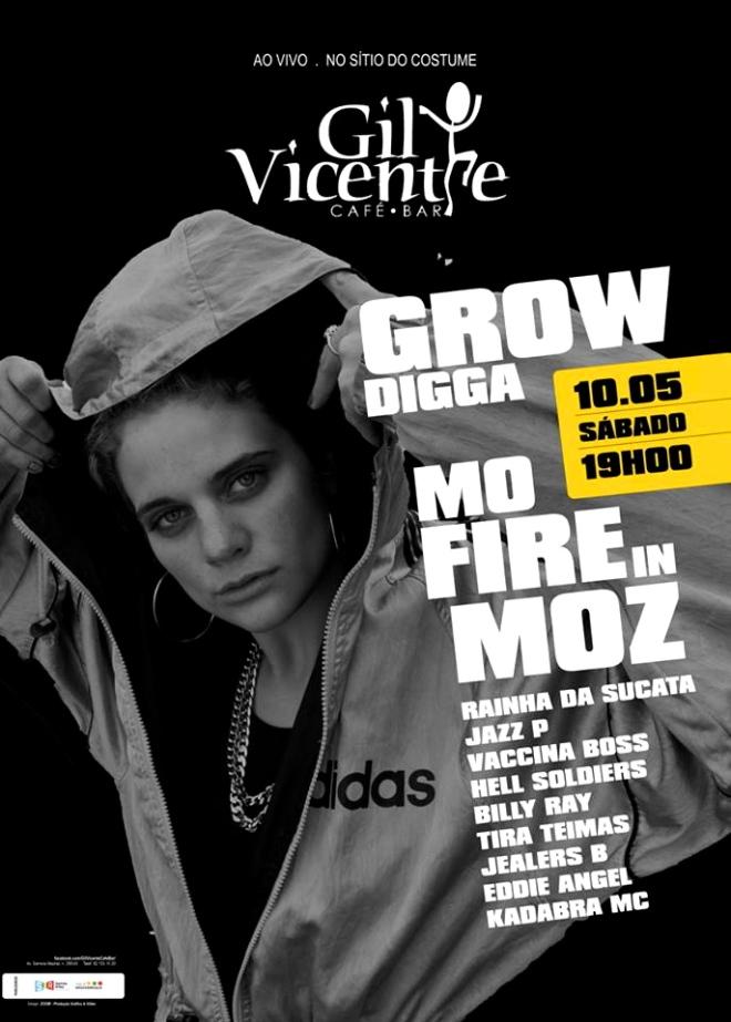 MO FIRE IN MOZ!!!